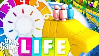 HOW TO MAKE A $1,000,000 EASY - THE GAME OF LIFE (BOARD GAME)