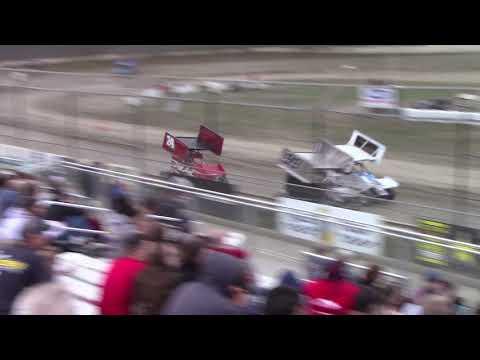 Deming Speedway, WA - Micro 600R A Main Event (Ben Ferrara) - 08/09/19
