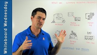What are Common Inventory Problems - Whiteboard Wednesday