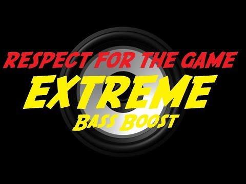 EXTREME BASS BOOST RESPECT THE GAME - MEEK MILL