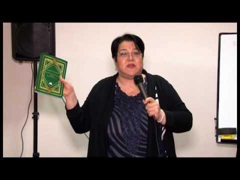 Maria Cristina Stroiny – Terapeut, maestru Reiki si autor de carte spirituala