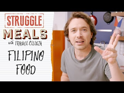 Filipino Food   Struggle Meals