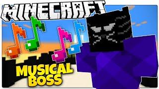 Minecraft | MUSIC THAT KILLS! | Nekozilla | Synchronized Music Custom Boss Battle
