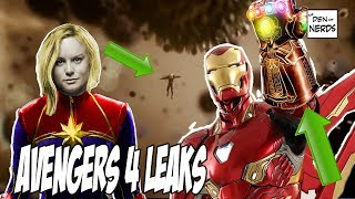 Avengers 4 Plot Leak Explained | The Ending of Infinity War