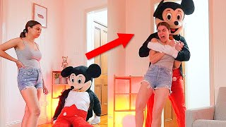 Haunted 6-Foot Toy COMES TO LIFE PRANK on Girlfriend!