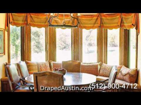 Window Treatments West Lake Hills TX | (512) 900-4712