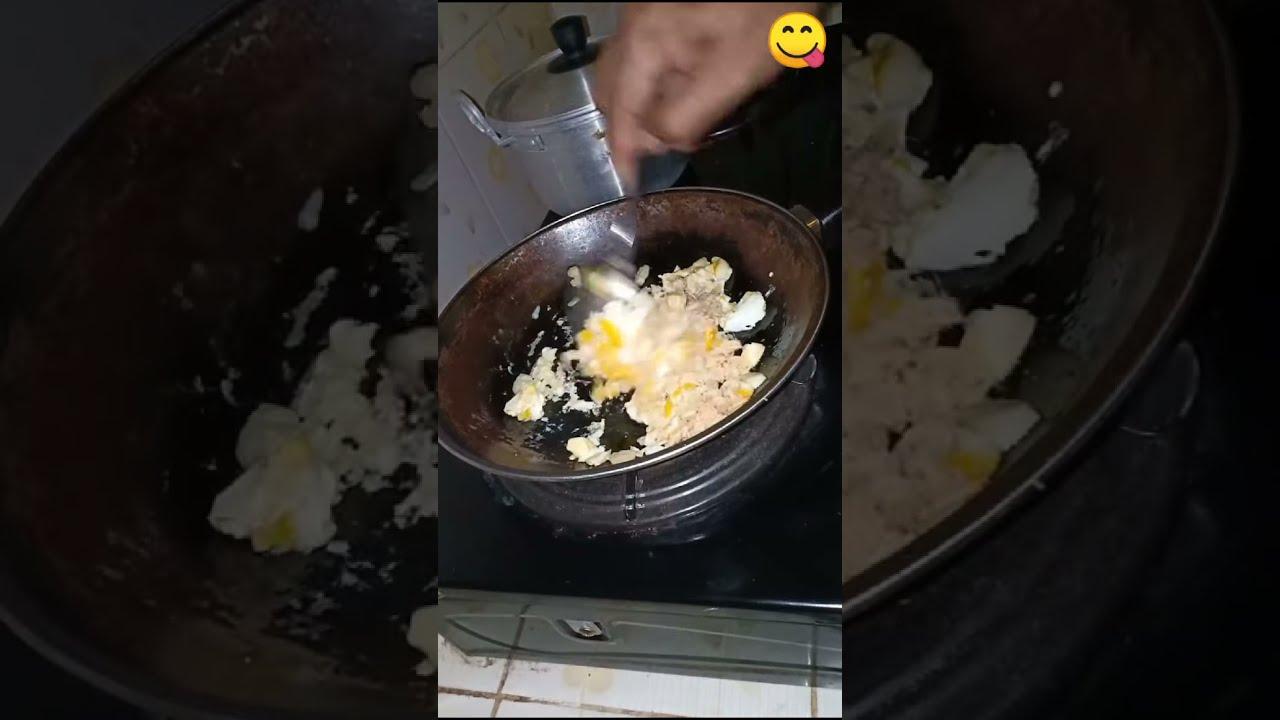 Resep Cara Buat Nasi Goreng Apa Adanya   Udang Rebon ...