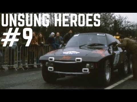 UNSUNG HEROES - #9 - The Jules Proto 6x4