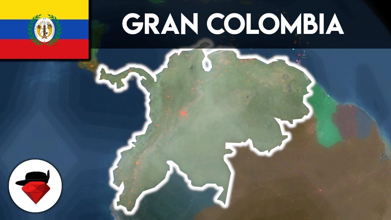 Rise Of Nations Roblox Script Reforming Gran Colombia Rise Of Nations Roblox Youtube