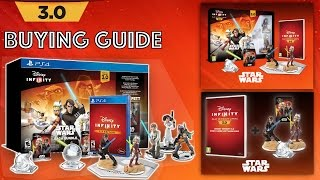 Disney Infinity 3.0 - Release Date, Digital/Disc Version, Star Wars Saga Pack