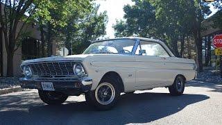 1964 Ford Falcon Stock # 766-DET
