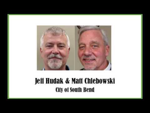 """Green Radio Network"" Segment, Matt Chlebowski & Jeff Hudak, City of South Bend"