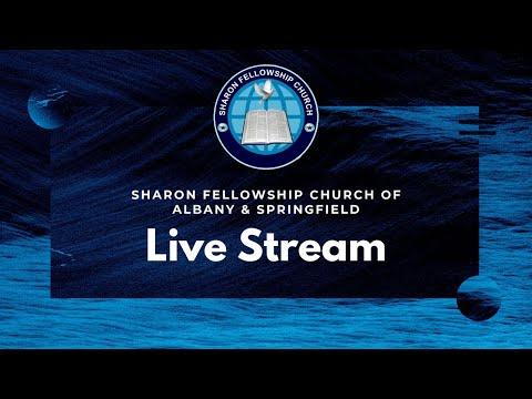 Sharon Fellowship Church Of Albany Springfield June 7 2020 Youtube