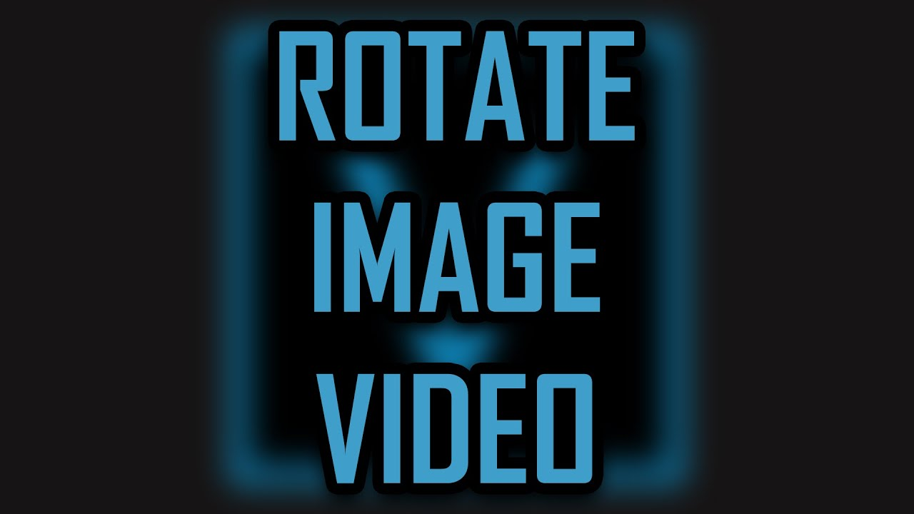 Sony vegas pro 11 how to rotate a video or image youtube ccuart Image collections