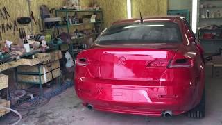 Alfa Romeo 159 TI 2.4 Q4 12-Я ЧАСТЬ ЛАБУТЕНЫ