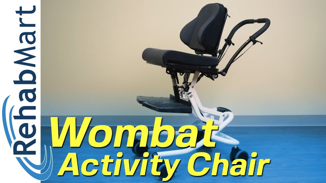 Activity Chair Rehabmart Wombat Activity Chair By R82