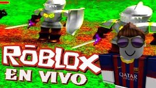ROBLOX LIVE: TESTING NEW UPDATES, YOU CAN JOIN