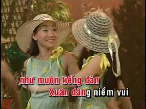 Đón Xuân   Dạ Nhật Yến   Don Xuan   Da Nhat Yen   Vietnamese Karaoke Online   Vui ve ca hat karaoke online  nghe nhac at Vuica net