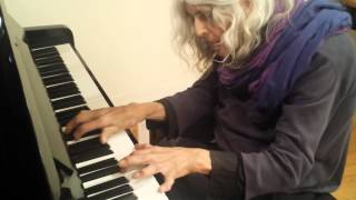Exodus - Street Pianist Natalie Trayling - Performed at the Melbourne City library 28/3/15