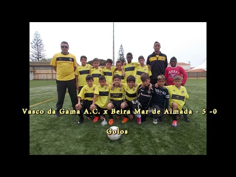 Vasco da Gama x Beira Mar Almada - Golos