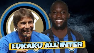 LUKAKU ALL'INTER - Parodia
