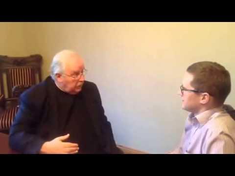 Fr. Joe McKeever Speaks to Tony McEntee