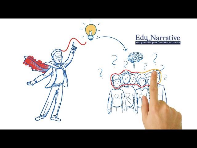 סרטון תדמית edu narrative