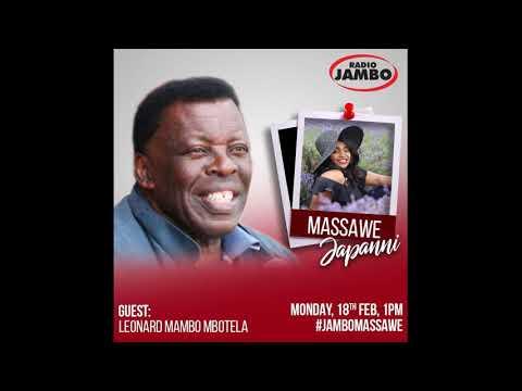 Leonard Mambo Mbotela aelezea jinsi alivyoanza utangazaji