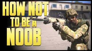 HOW NOT to be a NOOB - King of the HiLL (Arma 3)