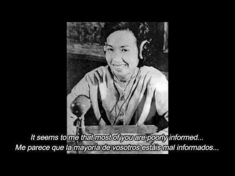 Audio, Hanoi Hannah (Trịnh Thị Ngọ) [Subtitled/Subtitulado]