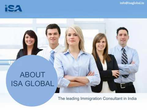 ISA Global- Best and reliable immigration services