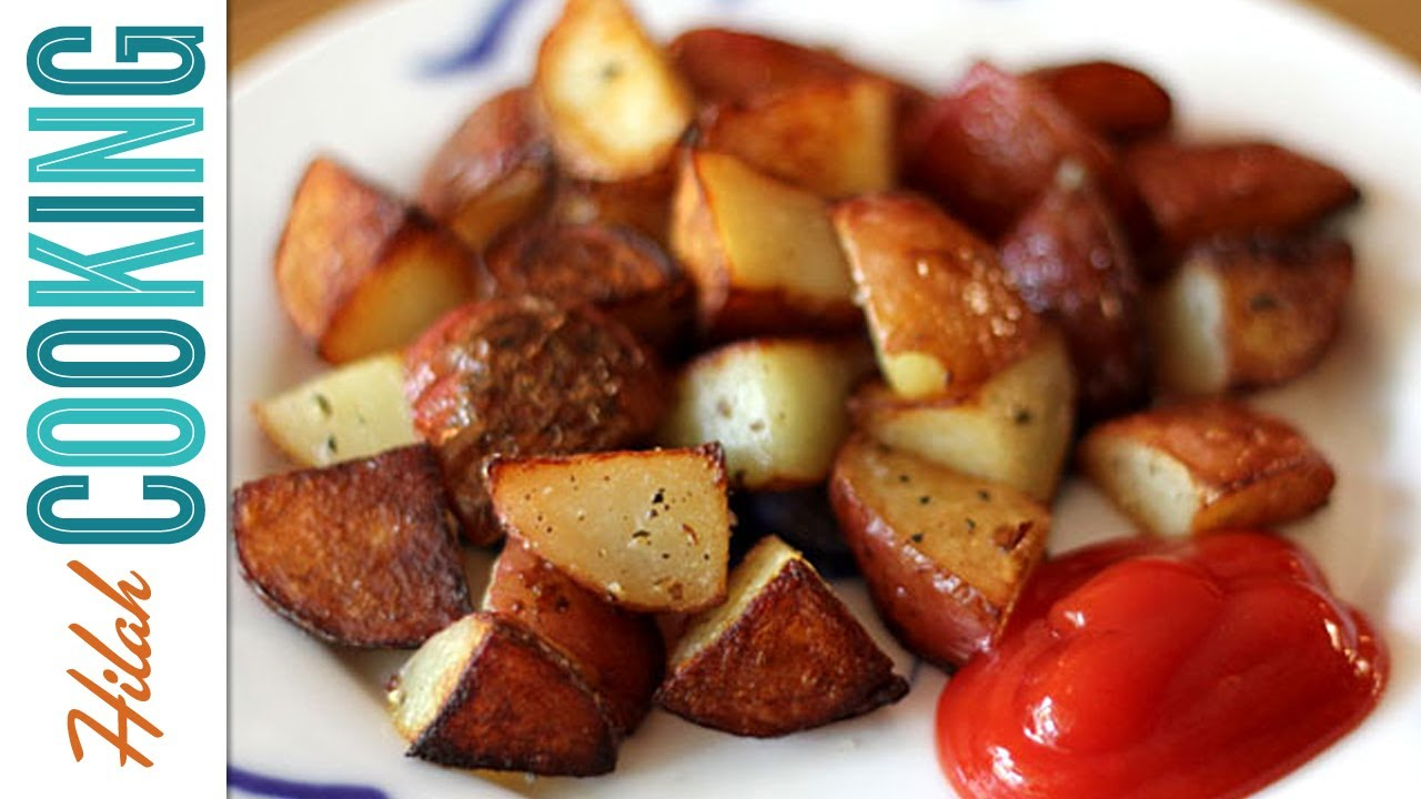 How long to boil red potatoes for home fries