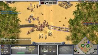 TSM_Player (Zeus) vs Arf_Adhafang (Kronos) on Oasis - Age of Mythology: The Titans