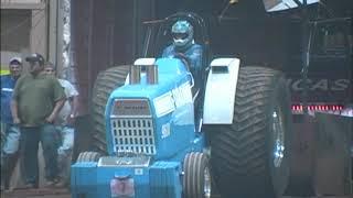 Light Super Stock Tractors Pulling 2012 Keystone Nationals