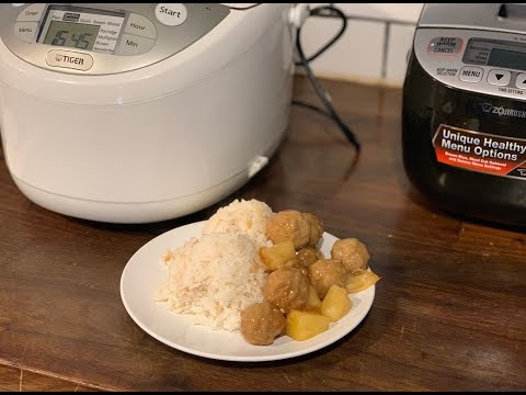 Tiger And Zojirushi Rice Cooker Review