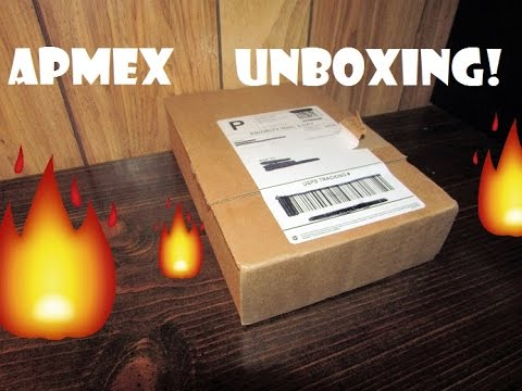 INSANE UNBOXING FROM APMEX!