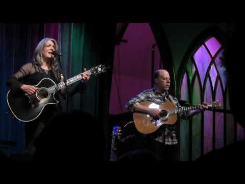 Kathy Mattea & Bill Cooley perform
