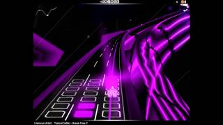 Audiosurf  TranceCrafter - Break Free 2 (Flawless run)
