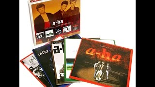 A-ha Original Album Series Unboxing