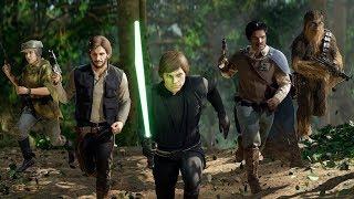 Original Trilogy Maps! Star Wars Battlefront 2 Multiplayer PS4 LIVE # 128