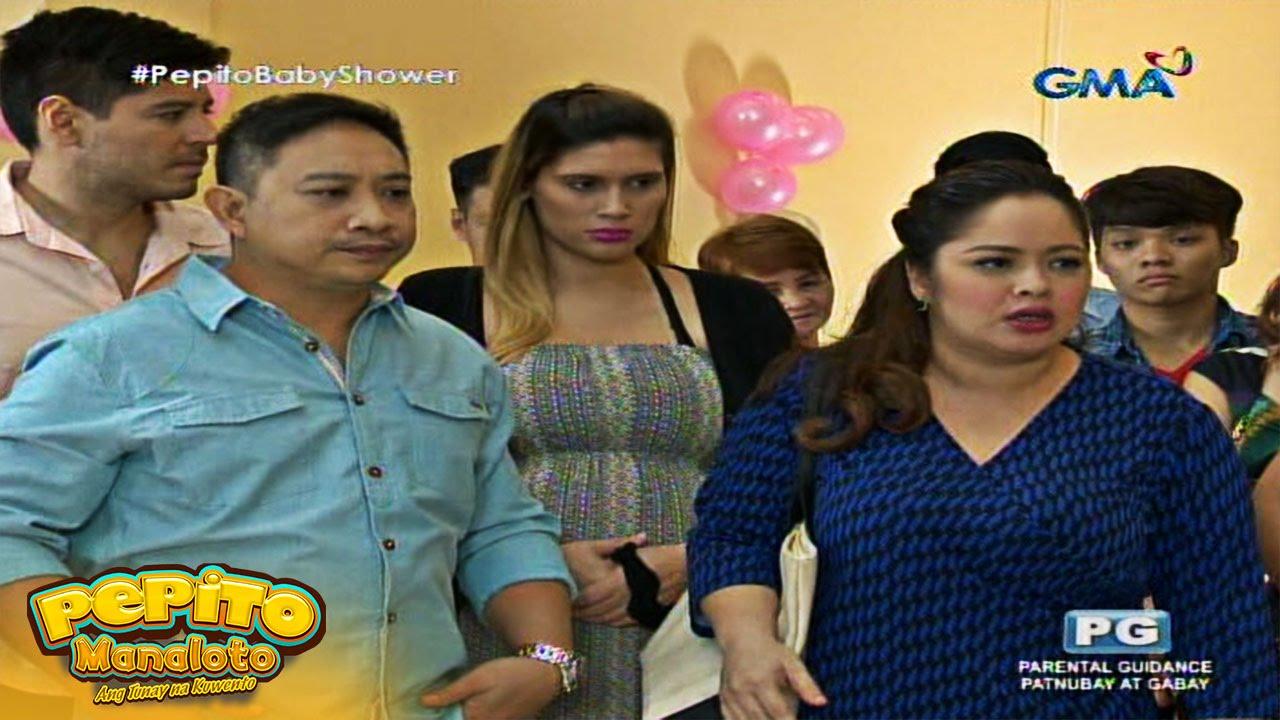 Pepito Manaloto: Bridal shower o baby shower?