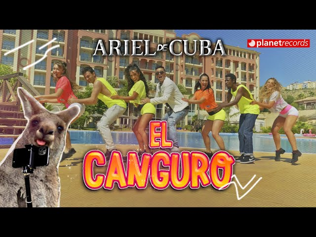 ARIEL DE CUBA - El Canguro (Official Video) Zumba Music 2020 - Baile del Canguro