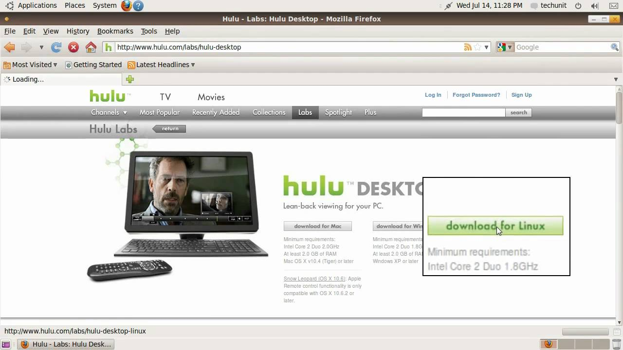 Steps to activate hulu on ubuntu and linux based devices. For more.
