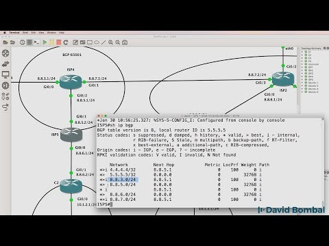 GNS3 Labs: DMVPN, IPsec And NAT Across BGP Internet Routers: Answers Part 1