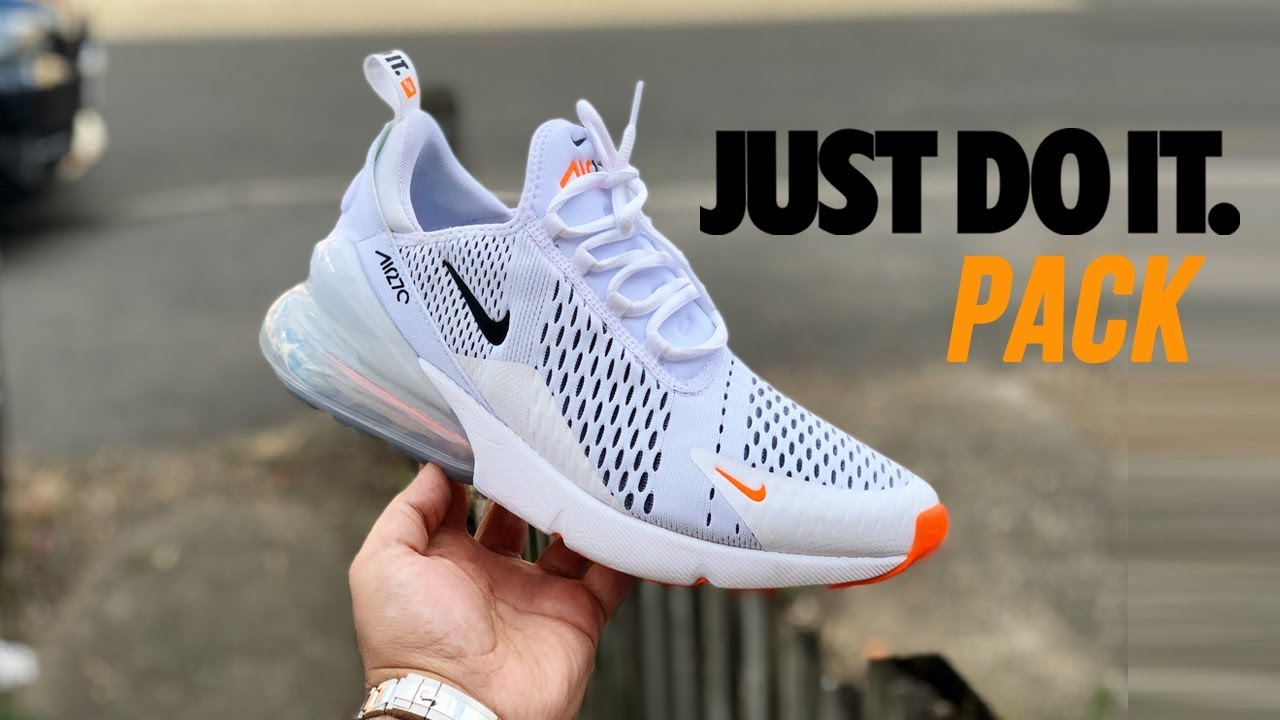 a1c12e8adc Unboxed  NIKE  Just Do It  Pack - YouTube