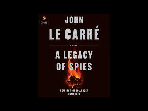 A Legacy of Spies by John le Carré, read by Tom Hollander - Audiobook Excerpt