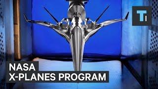 NASA X-planes program