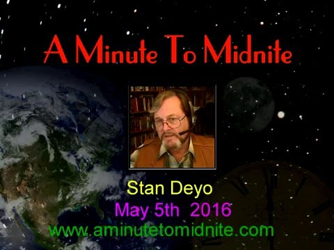 Stan Deyo -  Ring Of Fire - Super Volcanoes - & A Potential Antichrist