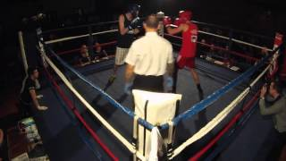 Ultra White Collar Boxing Plymouth | Fight 4