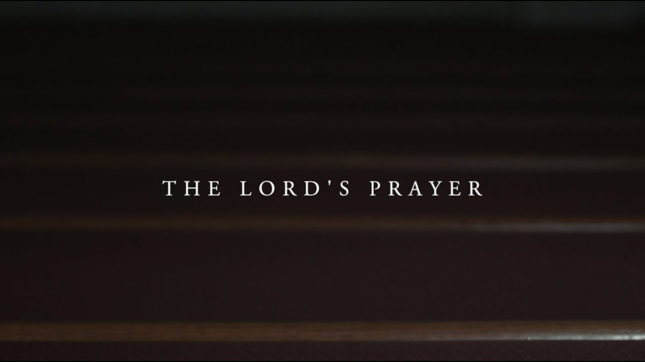 Download The Lord's Prayer - Lead Us Not Into Temptation